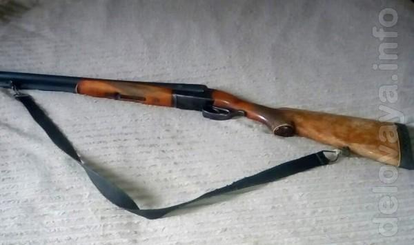Продам ружье ИЖ-58, 1989 В рабочем состоянии, требуется ТО. Ружье в к