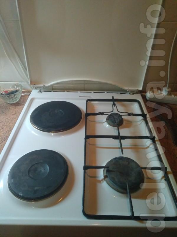 Продаю печь фирмы 'gorenie' 2комфорки газовые, 2 електрические. Духов