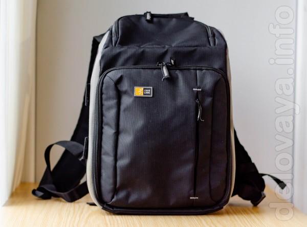 продам очень удобный женский фоторюкзак, размер 33*25*16, совсем новы