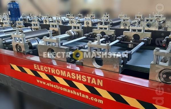 Машиностроительный завод «Electromashstan» производит  Автоматизирова