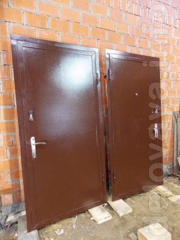ЧП.Изготовит сварные металлические входные двери по вашим размерам. Д