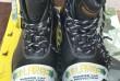 продам кожаные новые ботинки