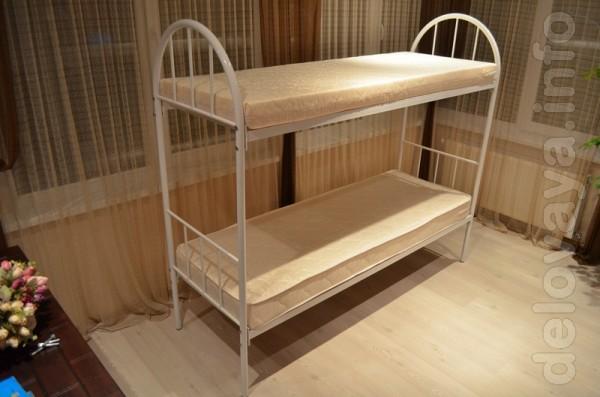 В продаже металлические кровати оптом и в розницу разных моделей. Меб