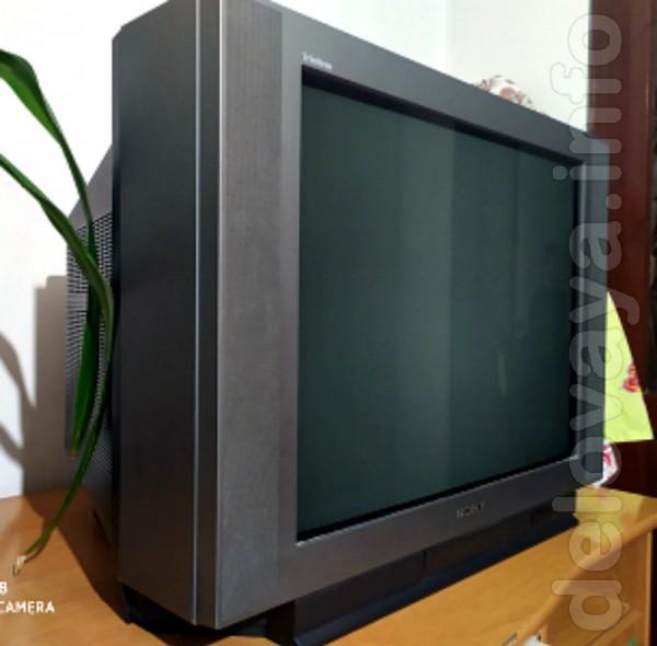 Продам телевизор б/у SONY trinitron (wega) 29d. Требует замены трансф