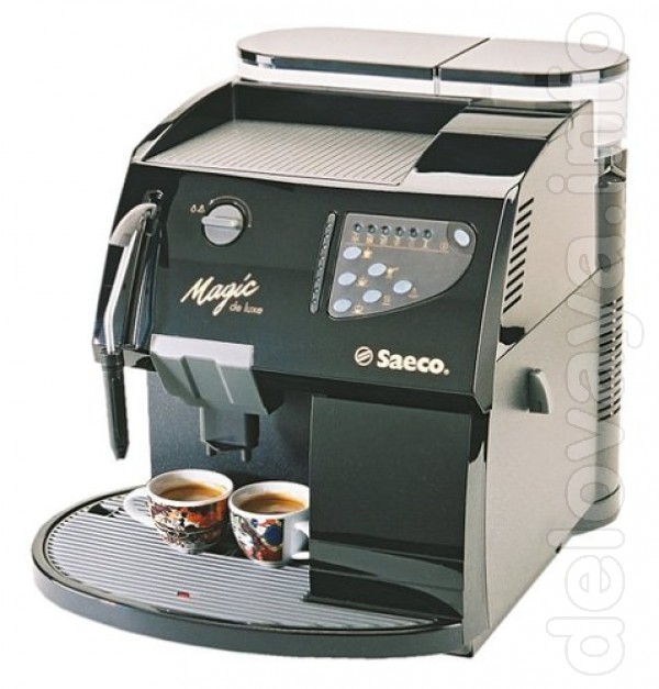Надамо в безоплатну оренду апарат для приготування кави SAECO для при