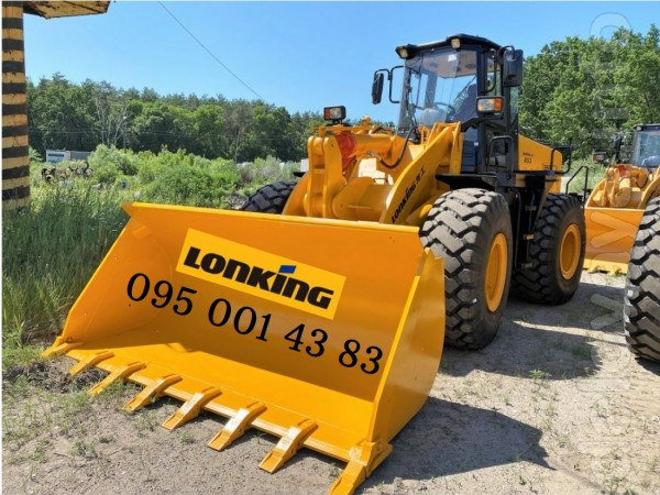 Фронтальный погрузчик Lonking CDM853 Новый! Грузоподъёмность: 5 тонн
