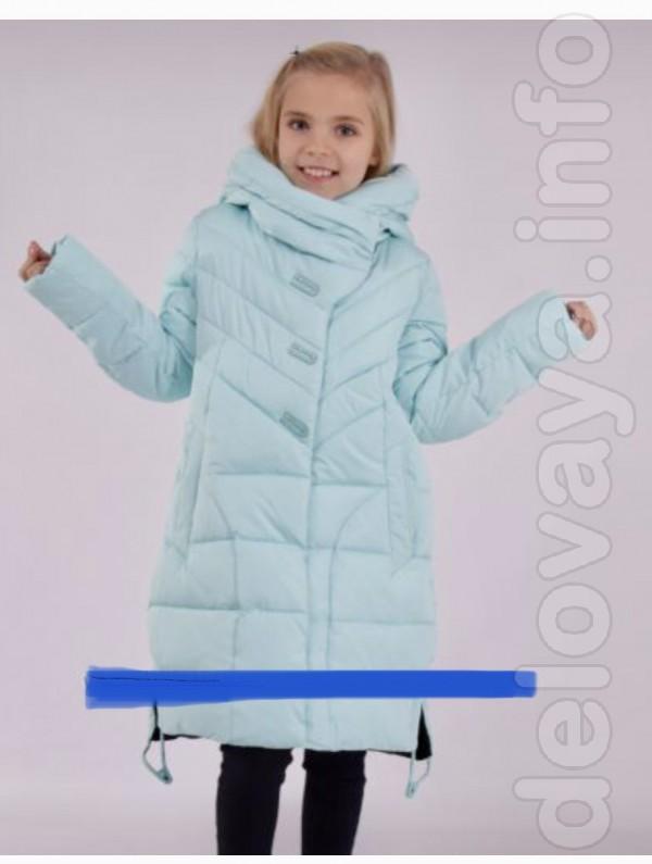 Продам зимнюю куртку на девочку подростка. Куртка качественного произ