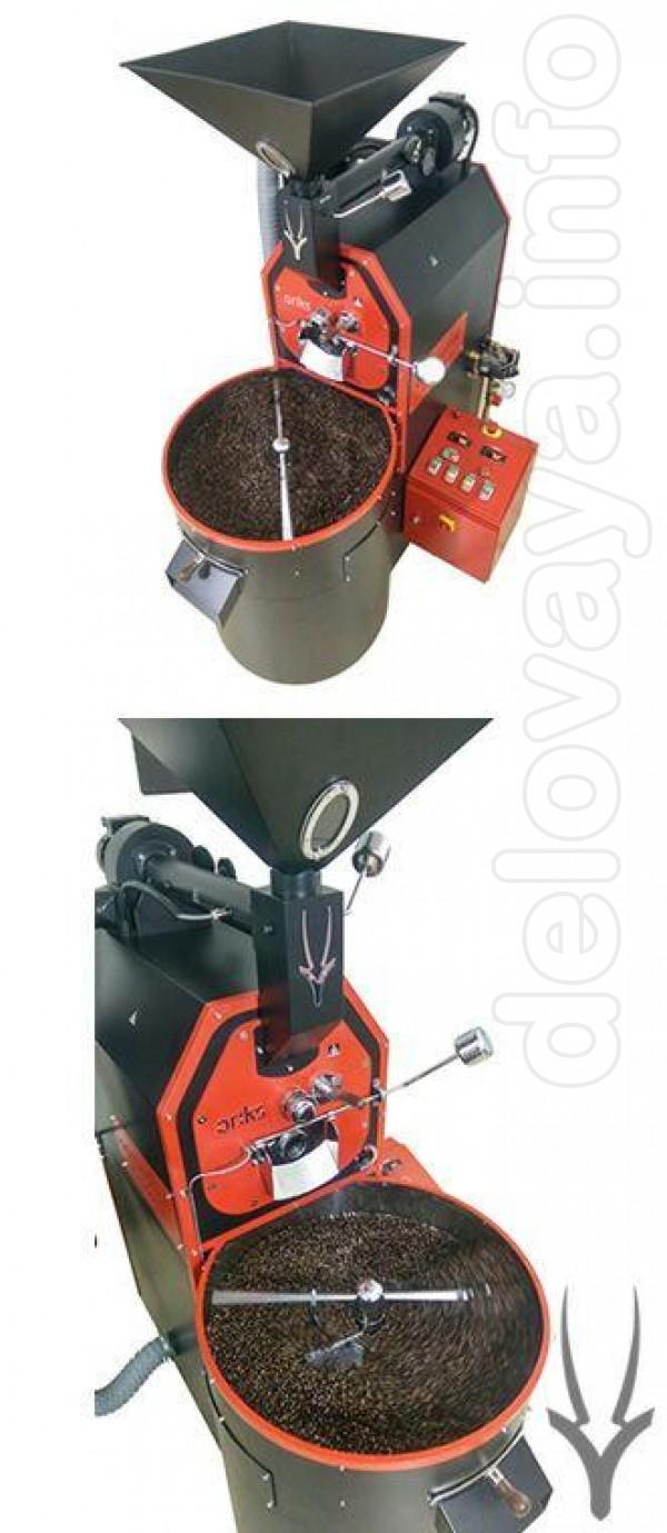 Ростер для обсмажування кави від виробника. Продаємо професійне облад