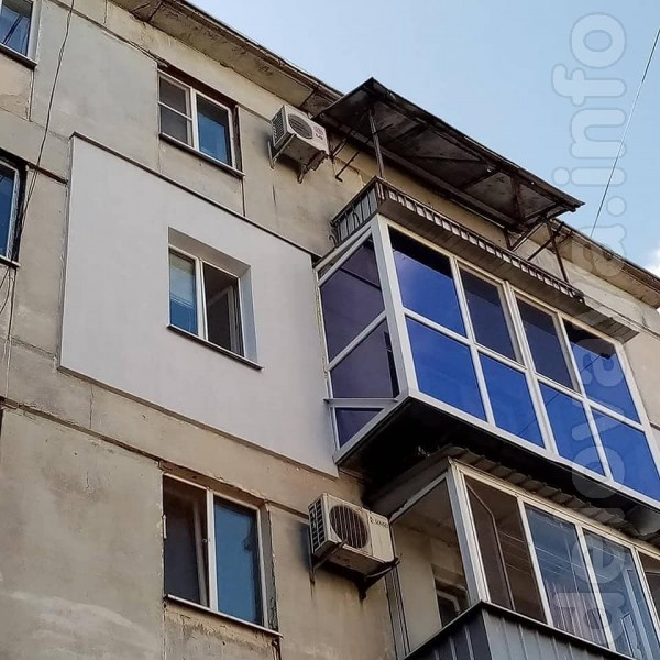 Предлагаем качественные услуги - демонтаж старого балкона; -сварные р