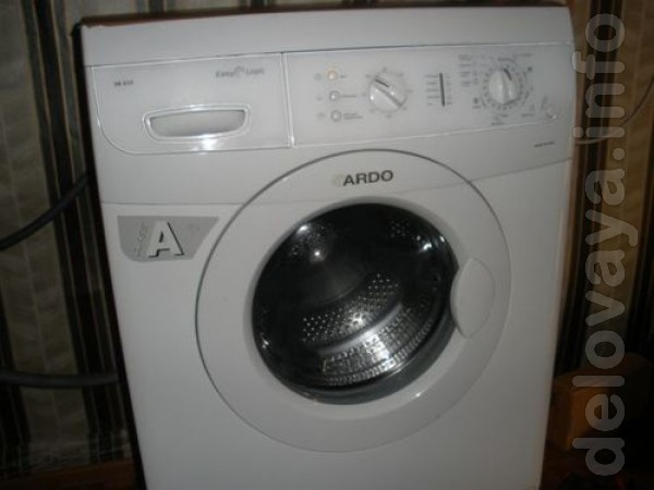 Продам стиральную машину ардо на 5 кг загрузки вложения в хорошем сос