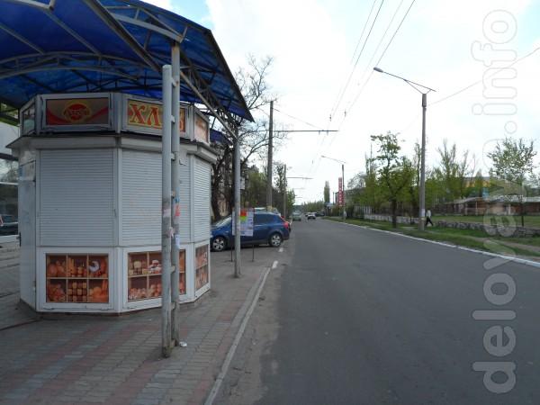 Сдается многофункциональный киоск в г. Северодонецке по адресу пр. Це