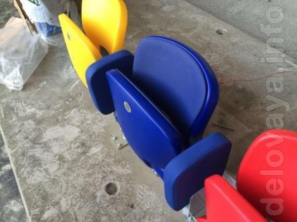 Поставляем мягкие и пластиковые кресла, сиденья для стадионов, спорти