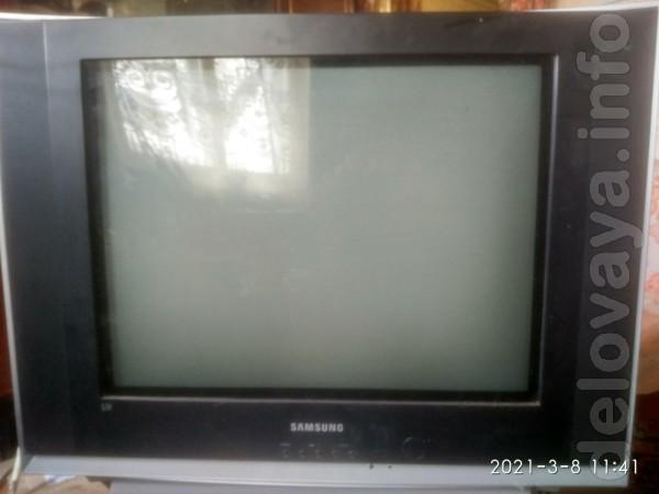 Продам  телевизор  Самсунг  б / у  в хорошем состоянии.цена 500 грн,в