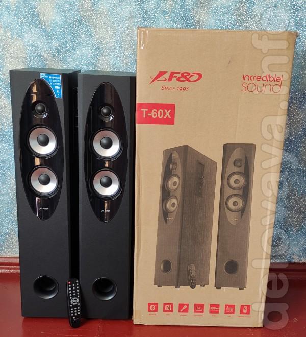 Продаётся акустическая система стационарная F&D T-60X в отличном сост