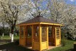 Налагоджу співпрацю з виробником дерев'яних будинків, альтанок, будин