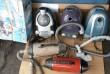 Пылесосы 5-шт от 250 до 1200гр  СВЧ-печь 'Самсунг' сенсорная -950гр