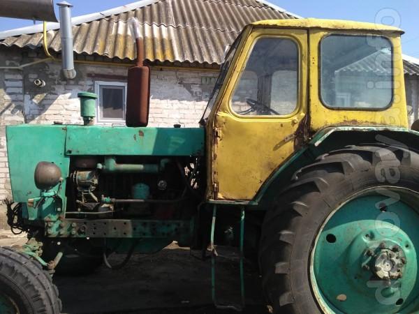 Продам трактор ЮМЗ-6 88000 грн Продам прицеп ПТС 45000 грн Плуг 13000