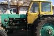 Продам трактор ЮМЗ-6 и к нему инвентарь