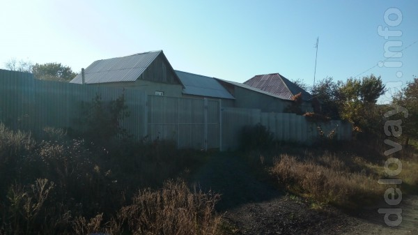 дом в р-не горы Кирова, 120 м2, соединён с кухней переходом, двухконт