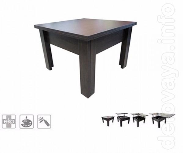 Стильный и лаконичный стол трансформер от LUXE STUDIO. Стол отличного