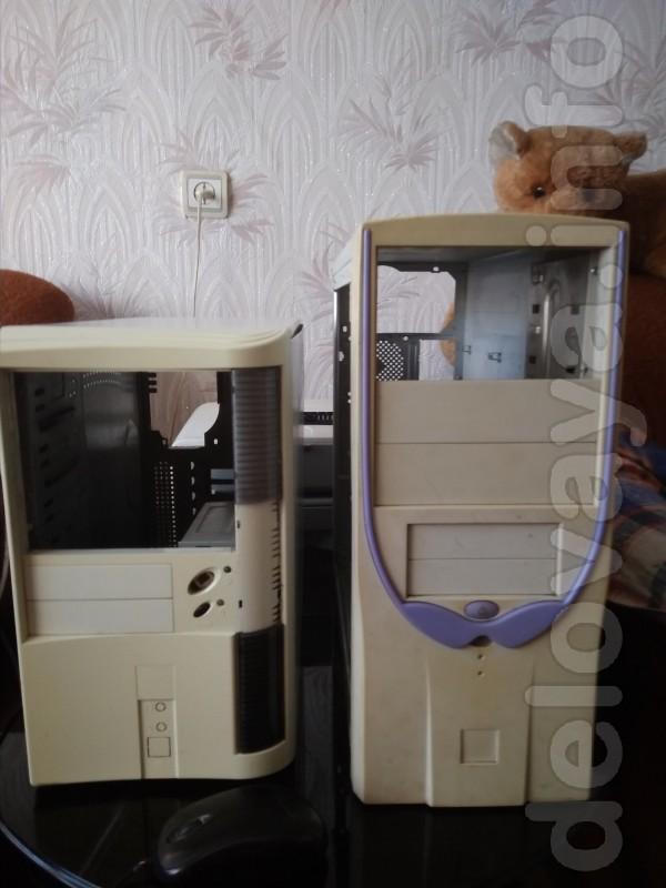Продам корпус для системника, всего 4 шт,сетевой кабель,мышки,клавиат
