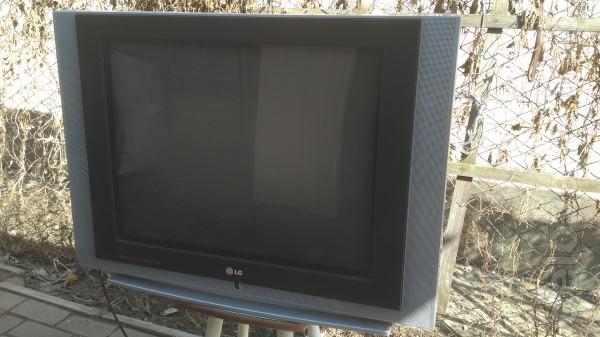 Телевизор в рабочем состоянии. Состояние нового, почти не работал. В
