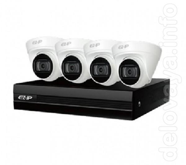 EZ-IP представляет собой IP-оборудование в базовой комплектации и отл