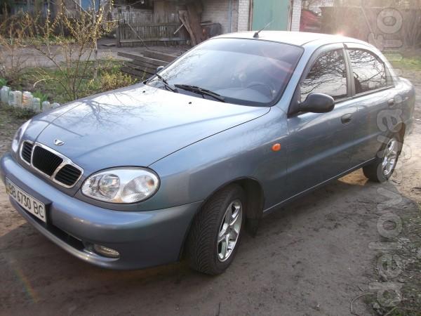 Продам Daewoo Lanos 2008 г/в Poland, пробег 44тыс.км, состояние новог
