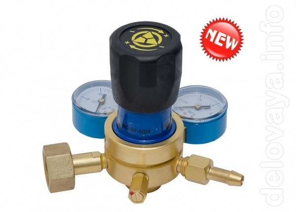 БКО-50-4ДМ - підвищена точність підтримання тиску і стійкість до заме