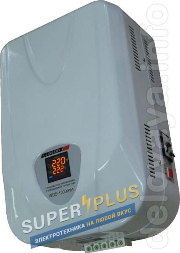 Описание Luxeon WDS-10000 Мощность при пониженном напряжении 8000Вт Р