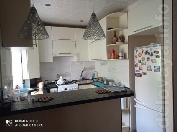Продается 3 комнатная квартира.г.Лисичанск ул. Довженко 9 на 3-м этаж