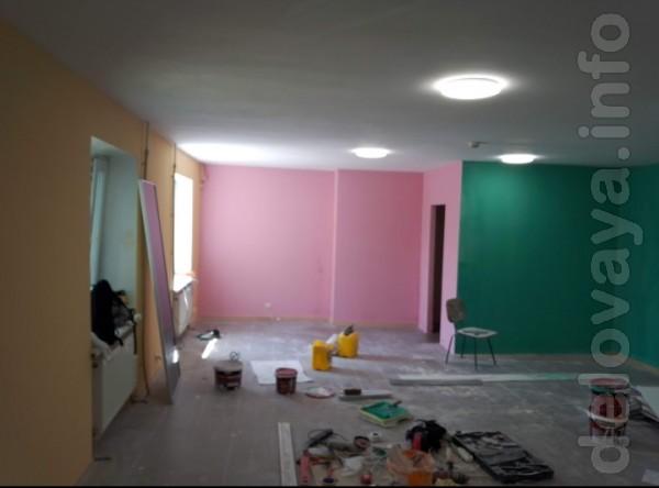 Выполню качественно следующие роботы:подготовка стен под покраску или