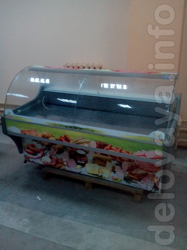 Продам торговое оборудование: Холодильные шкафы ICE STREAM medium одн