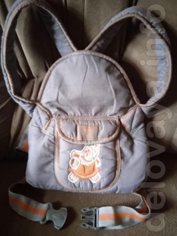 Продам рюкзак-переноску для детей 'кенгуру'