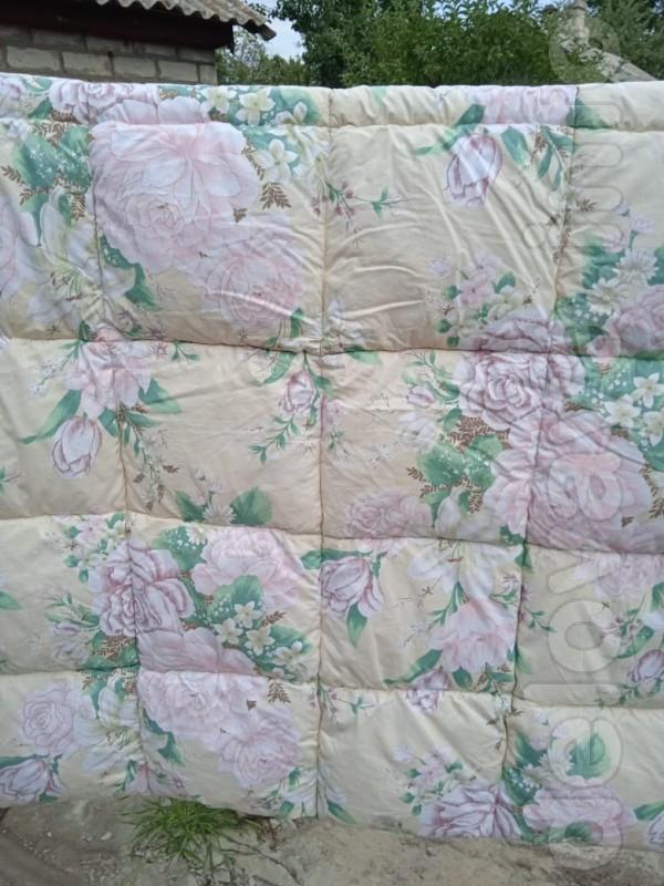 Продам детское пуховое одеяло 100*138, очень теплое, в идеальном сост