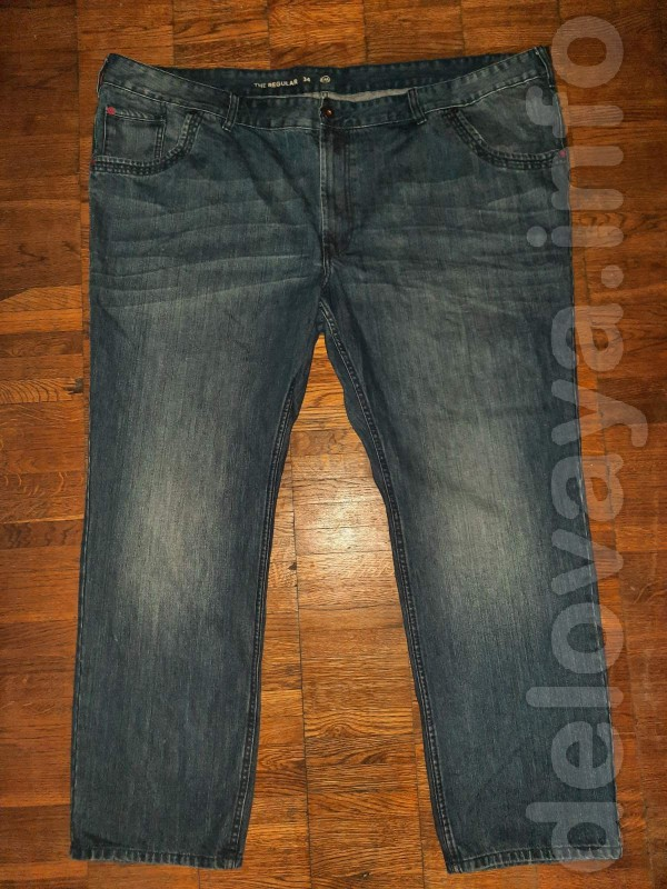 джинсы мужские в отличном состоянии, длина по внешнему шву 114см , по