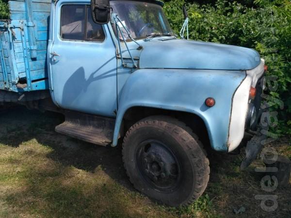 Автомобиль - ГАЗ-5312 (бензин) в реальном рабочем состоянии. Состояни
