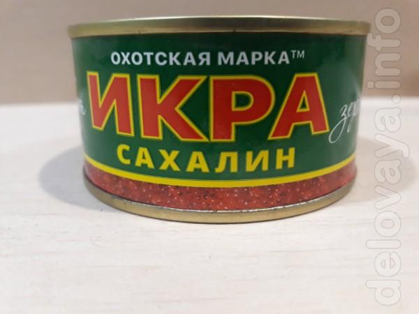 Продам натуральную красную икру.  В банке 140 грам. Цена.150 грн. Тел