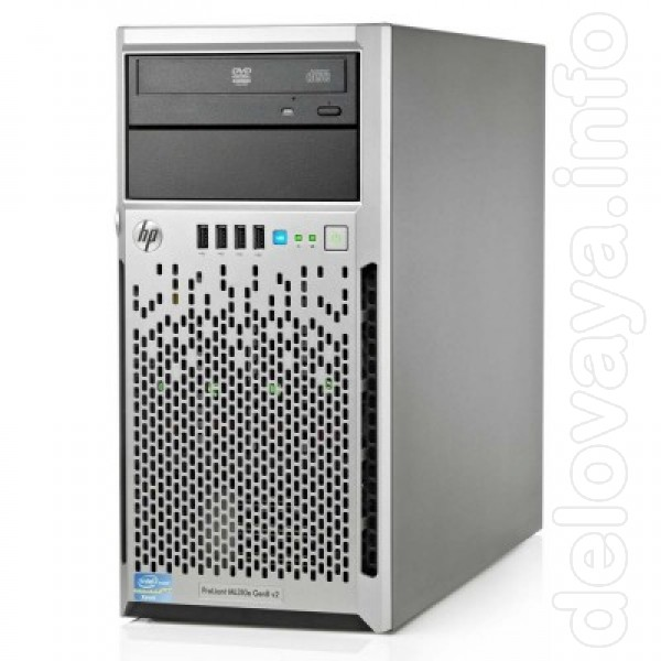 Основные характеристики: серверHP ProLiant ML310e Gen8 (674787-421) п