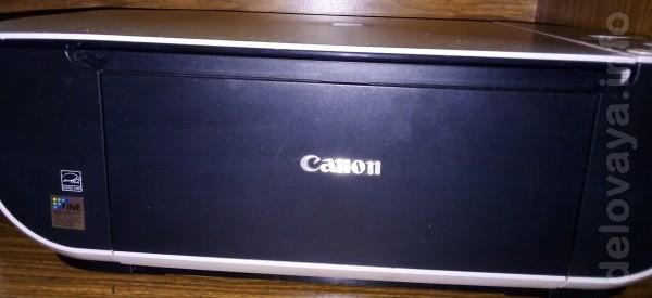 Принтер Canon и сканер