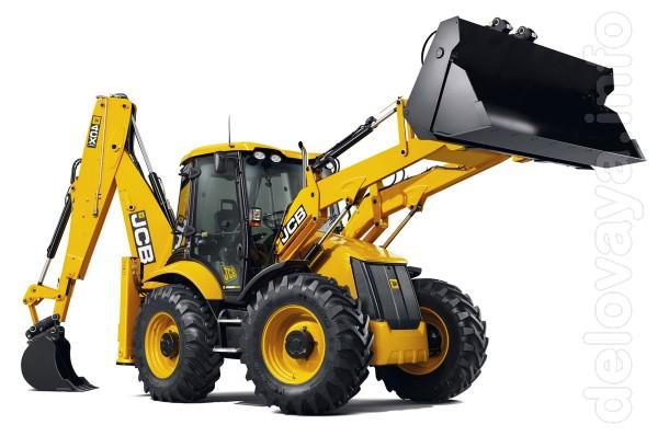 Требуются машинист на экскаватор-погрузчик JCB-4СХ с опытом работы.