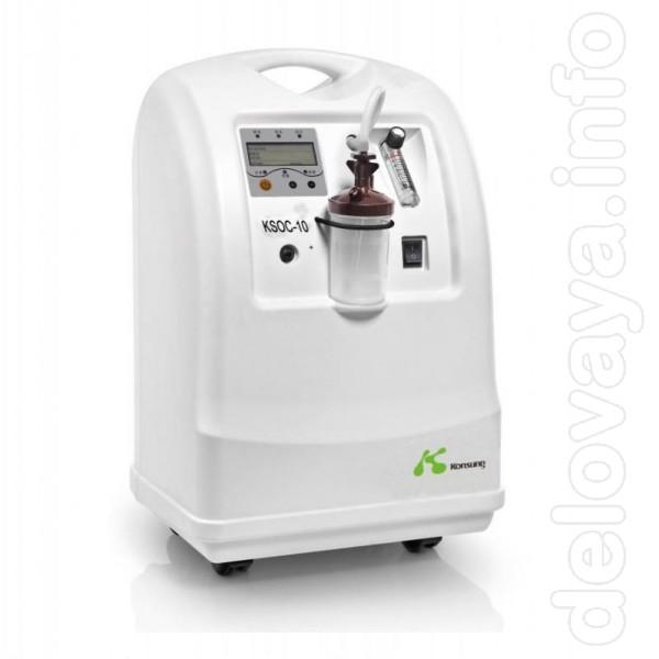 Кисневий концентратор (Oxygen Concentrator) KSOC-5 Double Flow 10 л,