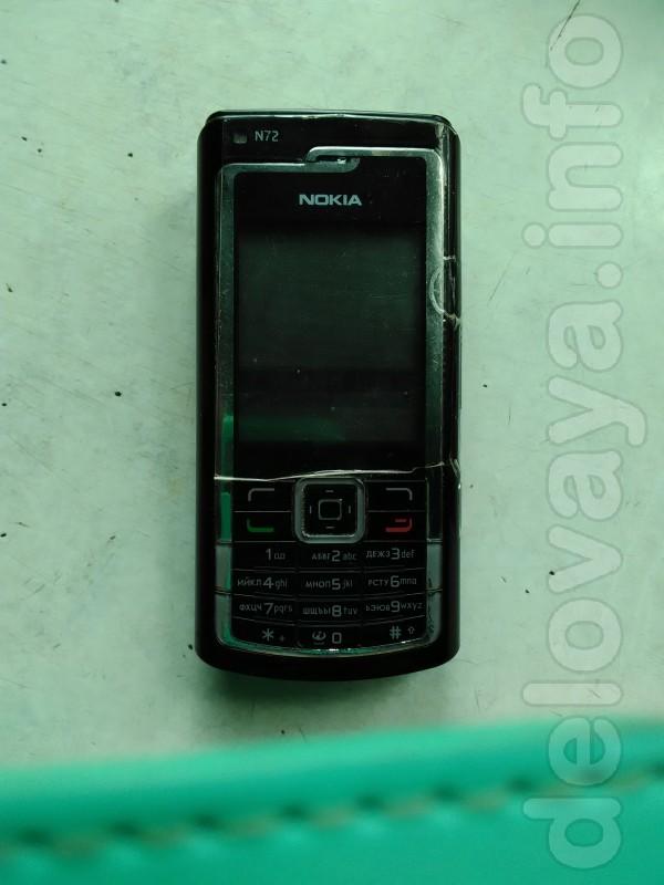 Продам телефон NOKIA N 72 без торга