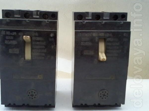 Продам автоматы электрические(новые). 150 грн за штуку.