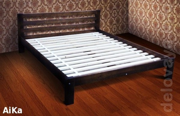 Кровать «Софьино» изготовляется из сосны,ольхи,дуб,ясень  от 2920 гр