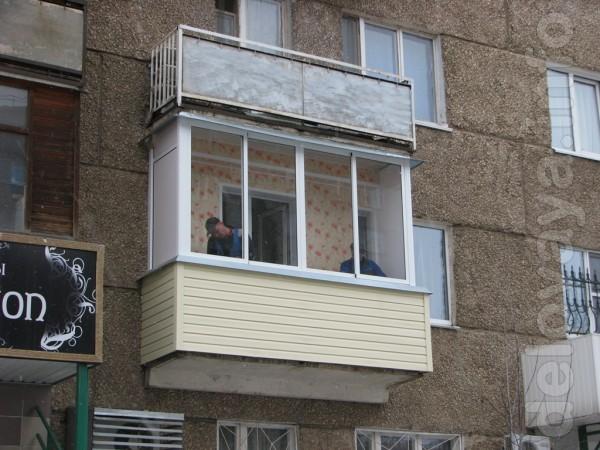 Балконы, лоджии под ключ, все виды работ. Металлокаркасы, козырьки,