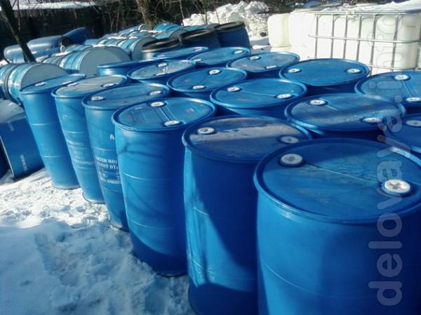 Продам:Тара из Европы пищевая - Бочки 220 литров,2 пробки,можно испол