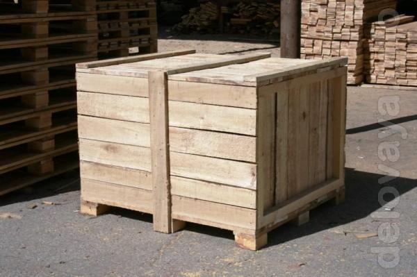 Продам  деревянную упаковочную тару собственного производства (поддон