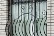 Сварные металлические решётки на окна: ровные, плоские, гнутые,  объ