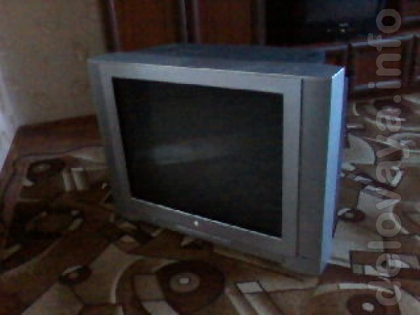 Продам телевизор LG. Модель RT-29FA35RB. Диагональ 29 дюймов. Требует